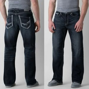 BKE The Buckle SETH Straight Stretch Jeans HW6681